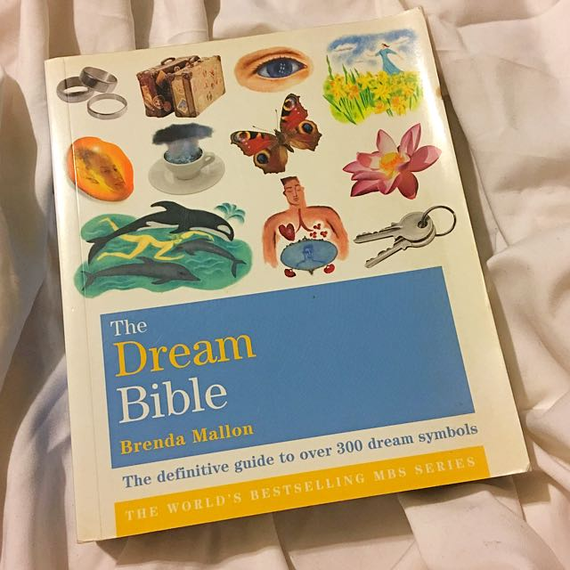 The Dream Bible Books Stationery Fiction On Carousell