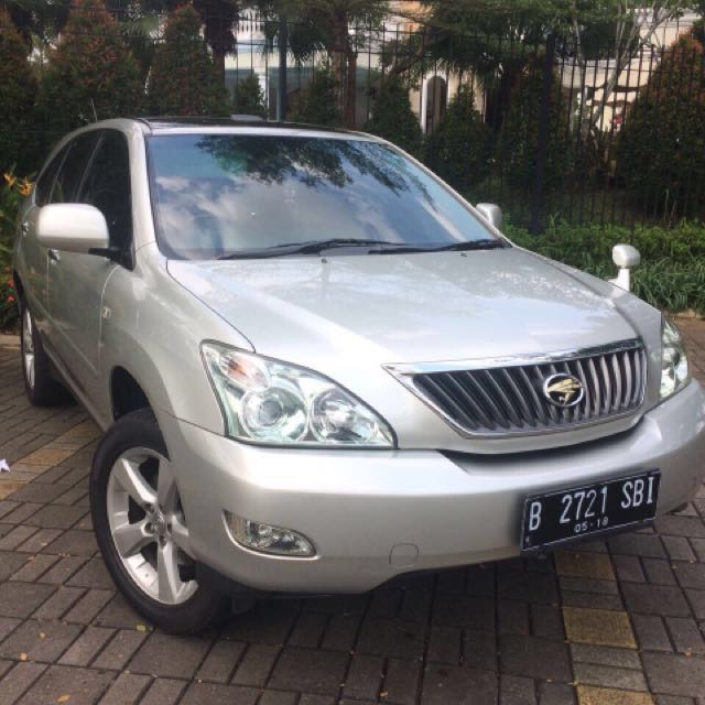 Toyota Harrier th 2008