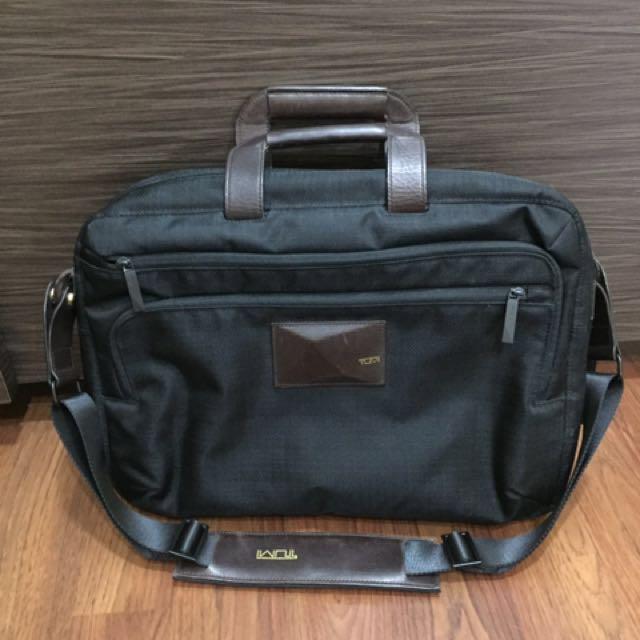 Tumi Dror Reversible Briefcase, #687180NX