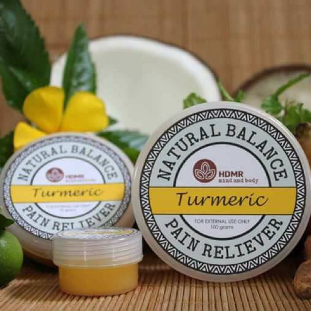 Turmeric pain reliever 12g