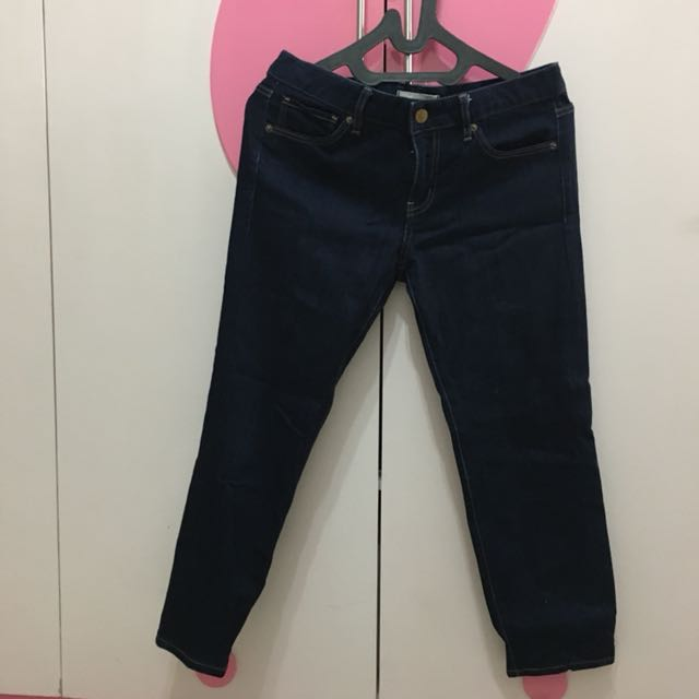 Uniqlo Cropped Jeans