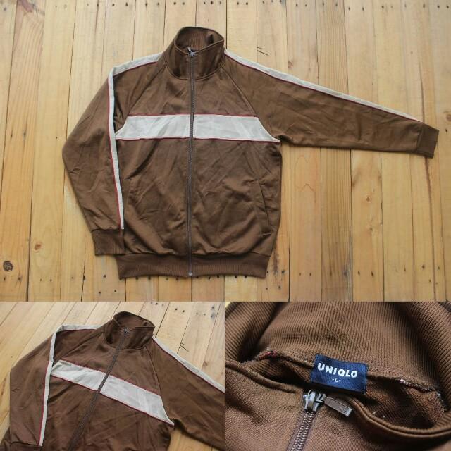 Uniqlo Tracktop Jacket
