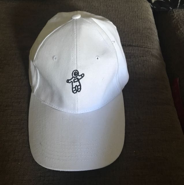 Unisex cap with logo