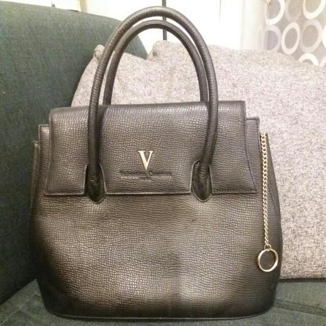 保存良好Valentino真皮包#好物任你換