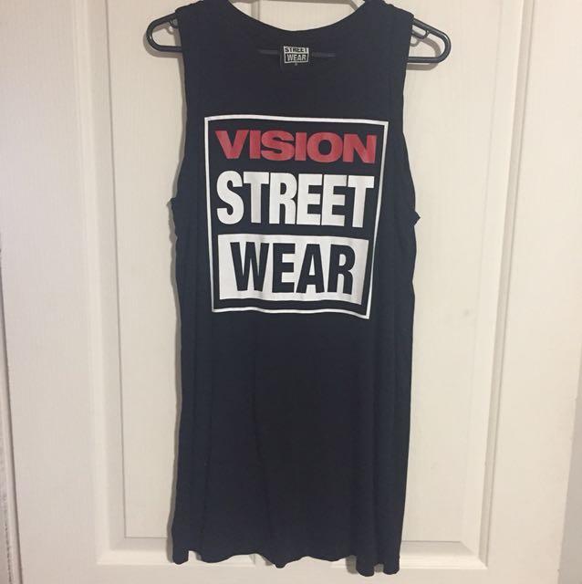 Vision street wear dress