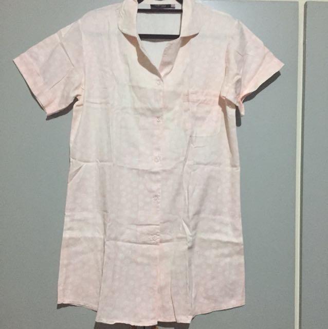 Woman pajama top