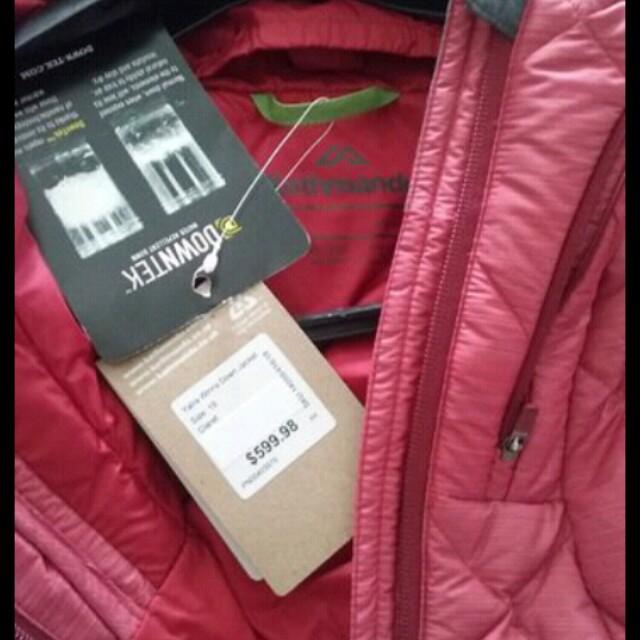 Woman's Kathmandu Jacket