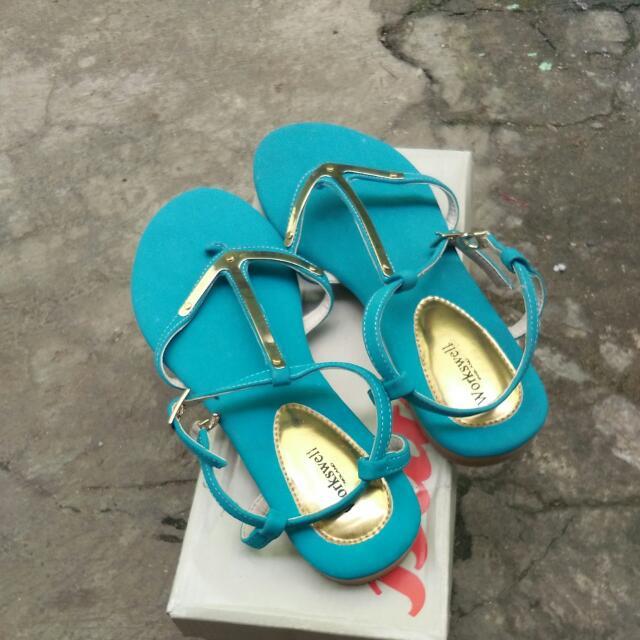 workswell sepatu