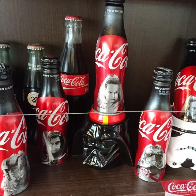 YUMO家 星際大戰&可口可樂聯名限量款