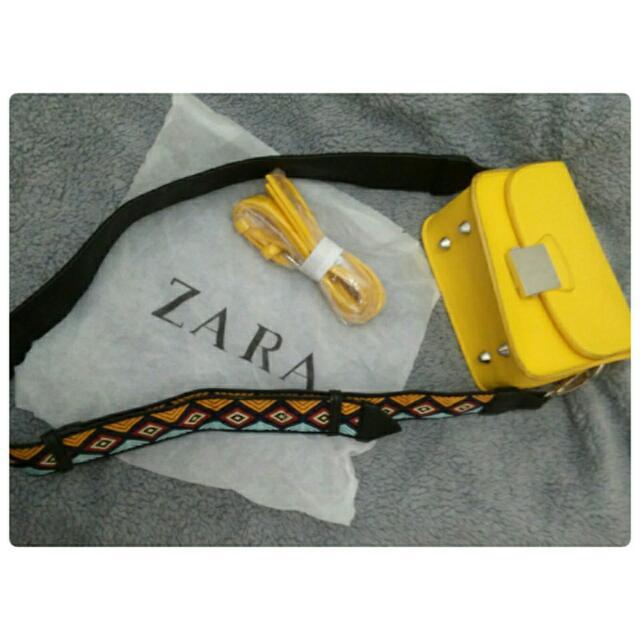 Zara Bodycross Double Strap
