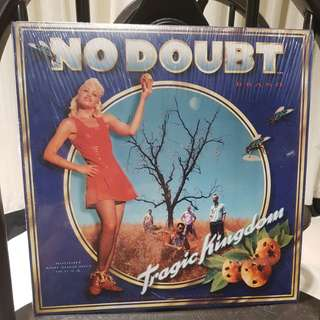No doubt tragic kingdom vinyl record LP