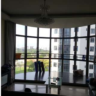 Common Room for Rent at Parc Oasis Condo