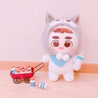 [Ready Stock /Brand New] EXO D.O. Kyungsoo Dyolamb doll