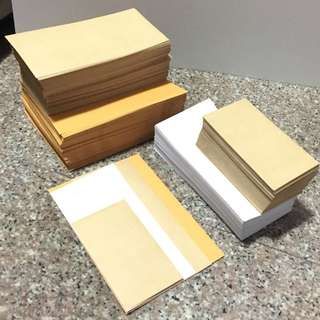 Bulk Envelope Sale