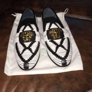 Versace dress shoes