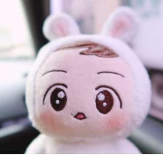 [Ready Stock /Brand New] EXO Baekhyun WhiteKyoong doll 15cm
