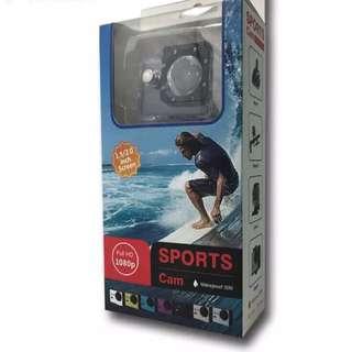 山狗運動鏡頭。高清。防水