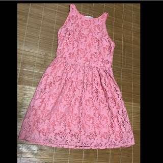 Cute Pink Dress by Betty