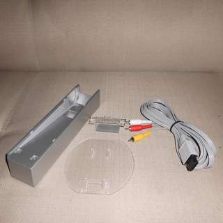 Nintendo Wii accessories not PS1 PS2 PSP PS3 Xbox