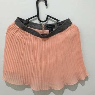 Forever21 Wavy-skirt