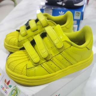 Adidas Kids Superstar Supercolor