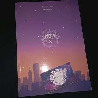 Bts now3 neverland book