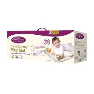 CleveMama Tummy Time Play Mat