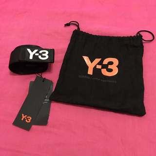 Y-3皮帶 尺寸S