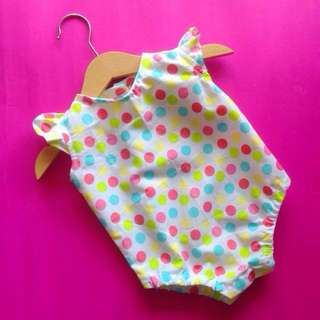 🆕MABEL BABY GIRL'S ROMPER for (6 months - 12 months)