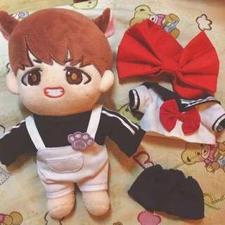 BTS Tae Doll Puppy Ear