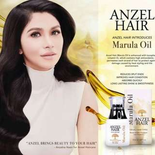 Anzel Hair Marula Oil