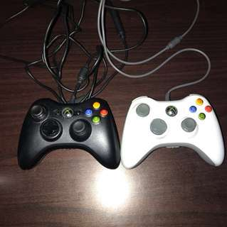Xbox 360/PC Wired Controllers