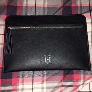 Kat Von D clutch/ makeup bag