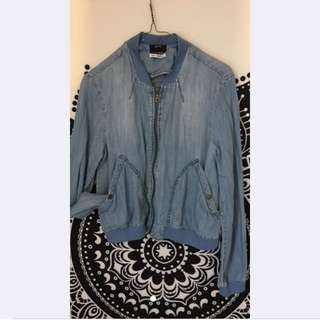 Urban outfitters Jean-like jacket.