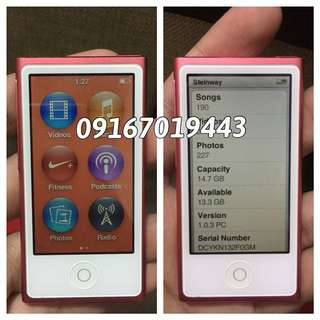 iPod Nano 7th Gen