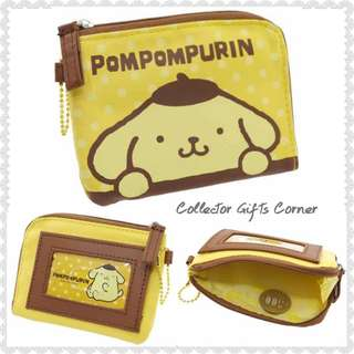 For Sell In Japan Only 日本限定 Sanrio 布甸狗 Pompompurin 散紙包