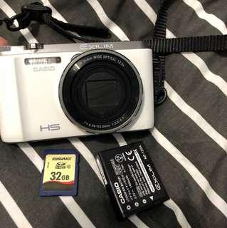 CASIO ZR-1200相機