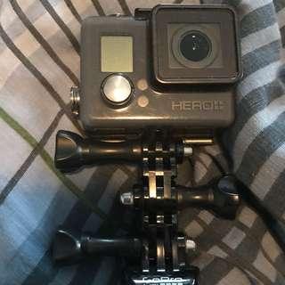 New GoPro Hero + LCD