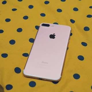 Iphone 7 plus 256GB - ROSEGOLD (no nego)