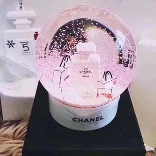 CHANEL水晶球🔮化妝品專櫃贈品