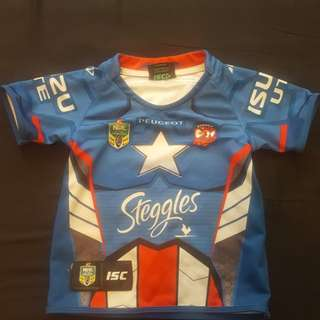 Boys roosters shirt