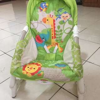 Sewa Fisher Price Baby Bouncer