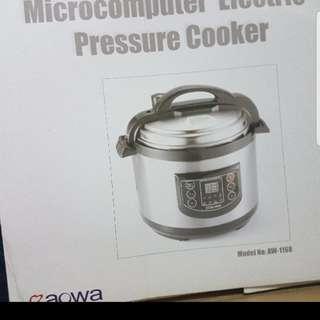 AOWA Microcomputer Electric Pressure Cooker