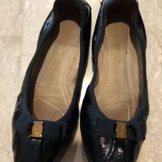 My Ferragamo Balerina Shoes
