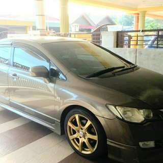 Honda Civic FD 1.8 (A)  I-Vtec Sambung Bayar / Car Continue Loan