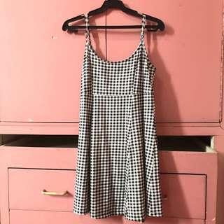 Forever 21 Gingham Dress