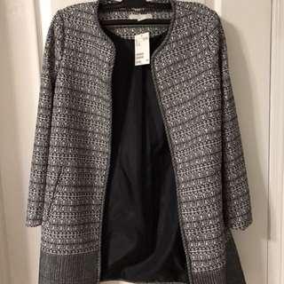 H&M light fall coat