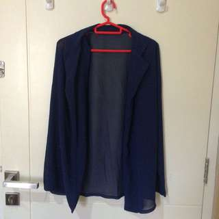 dark blue outer