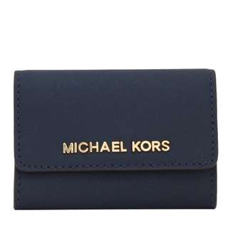 #1212YES Authentic New Michael Kors Jet Set Small Wallet