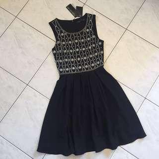 Forever New Embellished Dress